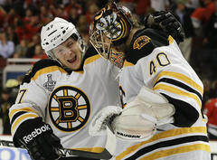 Stanley Cup: Boston Bruins' Tuukka Rask heroics help tie series against Blackhawks