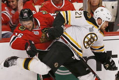 Stanley Cup: Bruins take a licking, then start clicking: Cox
